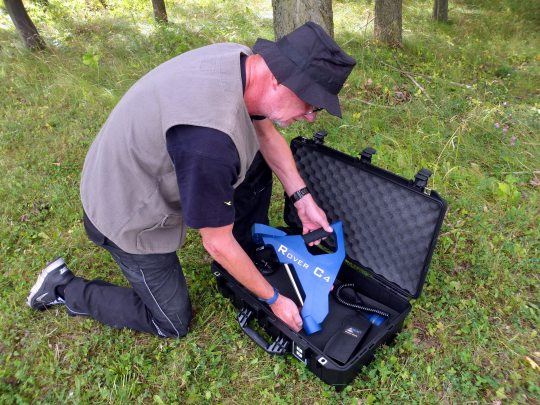 حقيبة-جهاز-روفر-سي-4